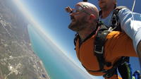 Tandem Skydive in Chicago with Pictures or Video Included