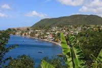 Dominica Shore Excursion: Roseau City Sightseeing and Beach Tour