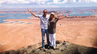 Arizona Desert Helicopter Tour Including Tower Butte Landing