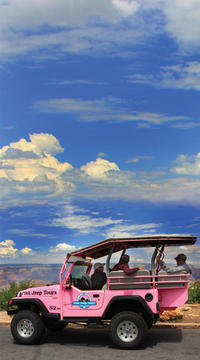 Grand Canyon Helicopter Flights with Optional Jeep Tour