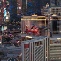 Jack of Lights: Tour aéreo del Strip de Las Vegas