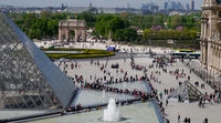 SuperSaver Skip-the-line & Semi-Private Guided Tour: Paris City Center & Louvre