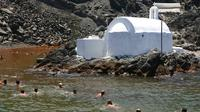 Early Season Experience: 3-Hour Santorini Volcano and Hot Springs Trip