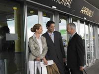 Private-Transfer vom (Flug-)Hafen Mykonos zum Hotel