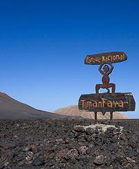 Visit the famous Timanfaya National Park