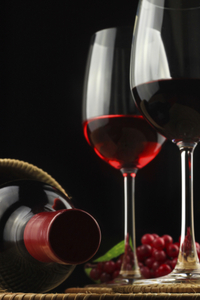 Taste traditional wine from La Geria wine area