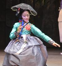 Lotus Show Admission at Jeongdong Theater with Round-Trip Transportation