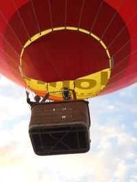 Tuscany Hot Air Balloon Flight