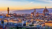Full-Day Tour of Florence with Accademia and Uffizi Galleries and Typical L