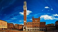 Siena, San Gimignano, Monteriggioni and Chianti Wine Tasting Tour from Florence