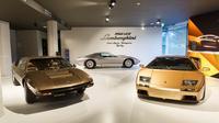 Ferrari Pagani And Lamborghini Factory Tour From Milan Or Florence