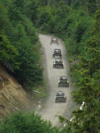 Alaskan Wilderness Off-Road Tour from Ketchikan