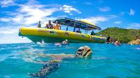 Ocean Rafting Tour to Whitehaven Beach