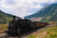 Denver Mountain Peaks Day Trip with Georgetown Loop Train Ride