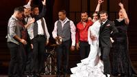 Opera and Flamenco Performance in Barcelona at Teatre Poliorama or Palau de la Msica Catalana