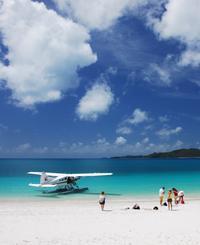 Whitsundays Seaplane Tour Including Whitehaven Beach and Hardy Lagoon