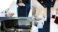 One day trip with Cool Star limousine bus!  Niseko to Toya