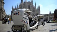 Best of Milan Rickshaw Experience and Last Supper Tickets