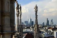 Milan Super Saver: Skip-the-Line Duomo and Rooftop Guided Tour