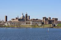 Tagesausflug mit dem Zug zum UNESCO-Weltkulturerbe Mantua einschließlich B