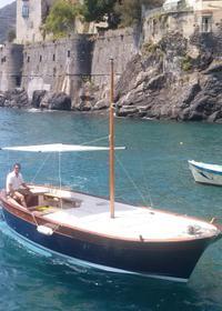 Private Tour: Amalfi Coast and Capri Cruise