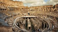 Best of Rome: Colosseum, Vatican, Fountains and Squares with Transfers and
