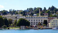 Zurich Lindt and Sprungli Chocolate Factory Tour by Boat