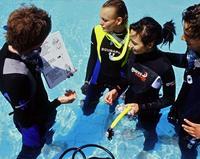 Learn to scuba dive in Freeport!*