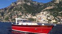 Amalfi Coast Private Boat Tour from Positano, Praiano or Amalfi