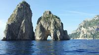 Capri Private Boat Tour from Positano or Praiano or Amalfi
