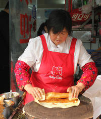 Eat Like a Local: Street Breakfast Tour in Shanghai*