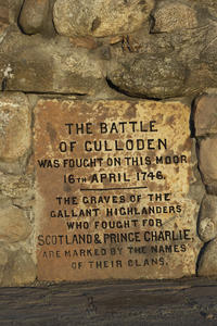 Culloden Battlefield Visitor Centre Entrance Ticket