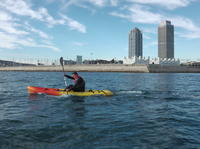Kayak and Paddleboard Experience in Barcelona