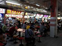 Singapore Hawker Center Food Tour in Chinatown
