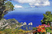 Day Trip by boat to Capri and Anacapri from Sorrento*
