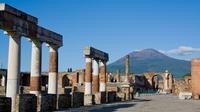 Private Full-Day Tour to Pompeii and Mt. Vesuvius from Sorrento