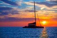 Barbados Sunset and Snorkeling Catamaran Cruise*