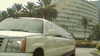 Shared Round-Trip Limousine Transfer to the Port Lucaya Market Private Car Transfers