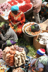 Accra Food Tour: Markets, Dinner and Cooking Class
