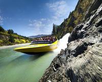 Queenstown Jet Boat Ride on Lake Wakatipu and the Kawarau and Shotover Rivers