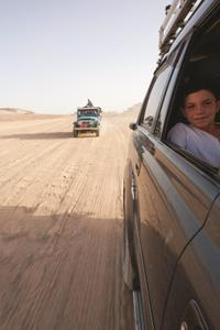 4x4 Desert Adventure Safari from Sharm el Sheikh