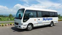 Private Transfer: New Chitose Airport to Hakodate (15 Seater with Luggage) Private Car Transfers