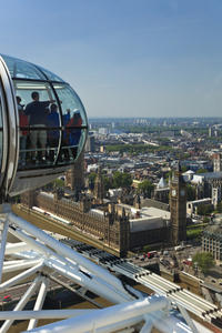 London Attraction Pass Including London Eye, Madame Tussauds and St Paul's Cathedral
