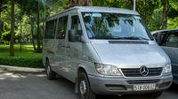 Arrival Transfer from Da Nang International Airport to Hue Locations