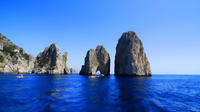 Capri and Anacapri Boat Tour from Sorrento - Winter Season