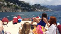 Full-Day Amalfi Coast and Positano Boat Excursion from Sorrento