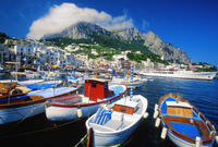 Small-group boat tour to Capri from Sorrento*
