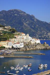 Sorrento Super Saver: Amalfi Coast Day Trip plus Mt Vesuvius Tour