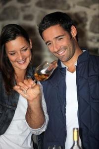 Enjoy some wine during your Alberobello private tour*