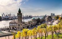Visite privée: visite à pied de Speicherstadt et HafenCity à  Hambourg